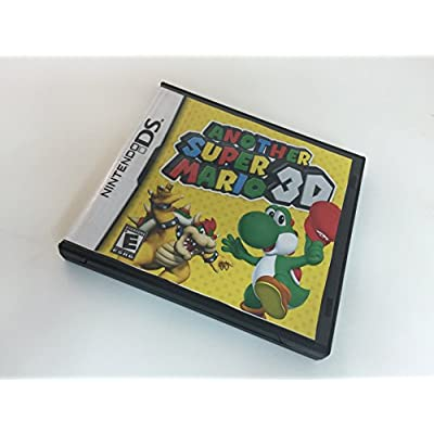 Another Super Mario 3D - Nintendo DS - Nintendo - Fan Made Sequel