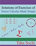 img - for Solutions of Exercises of Tensor Calculus Made Simple book / textbook / text book