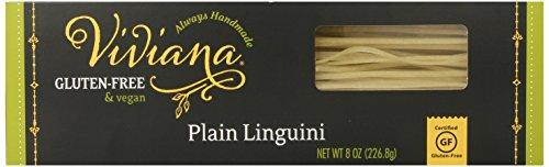 Viviana Certified Gluten-Free Plain Linguini, 8 Ounce (Linguini Pasta compare prices)