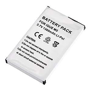 MK 3.7V 1300mAh Li-Polymer batería de repuesto para GPS Garmin iQue M5