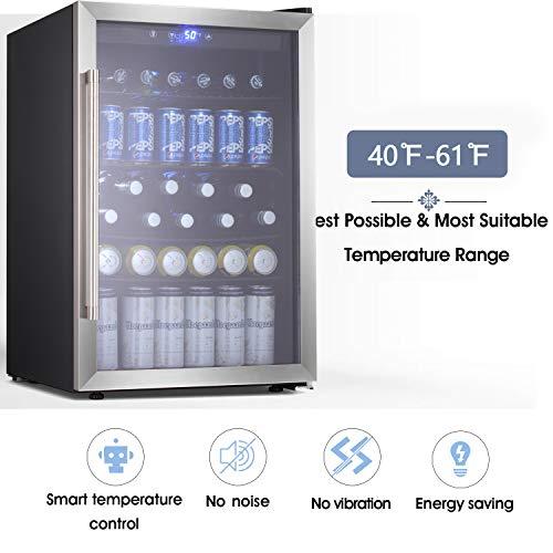 Beverage Refrigerator and Cooler