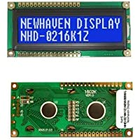 Newhaven Display NHD-0216K1Z-NSW-BBW-L LCD Character Modules