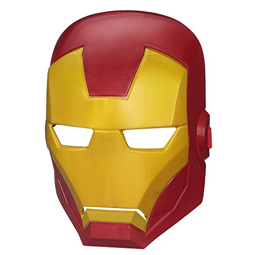 Marvel Avengers Age of Ultron Iron Man Mask (Iron Man Mask And Gloves compare prices)