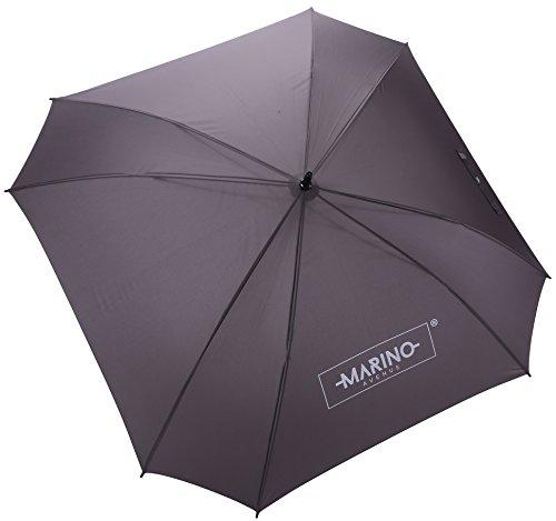 "Marino Golf Umbrella - 62"" Large - Square Rain Unbreakable Windproof Umbrella - Lightning Protection - (Dallas Cowboys Clearance)"