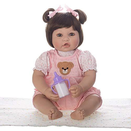 Bebê Reborn Laura Baby Amália Shiny Toys Morena