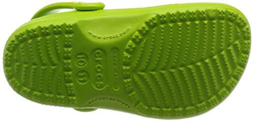 Crocs Kids Classic Clog Volt Verde