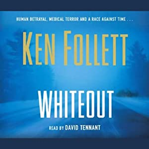 Whiteout Audiobook