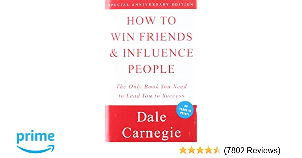 94314e0e87f2f7 How to Win Friends   Influence People  Dale Carnegie  8937485909400   Amazon.com  Books