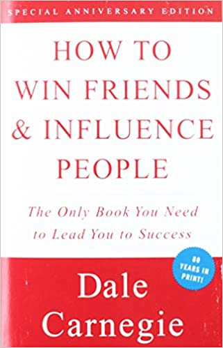 Book Title - How to Win Friends & Influence People