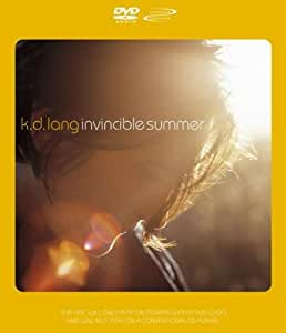 K.D. Lang - Invincible Summer (DVD Audio)