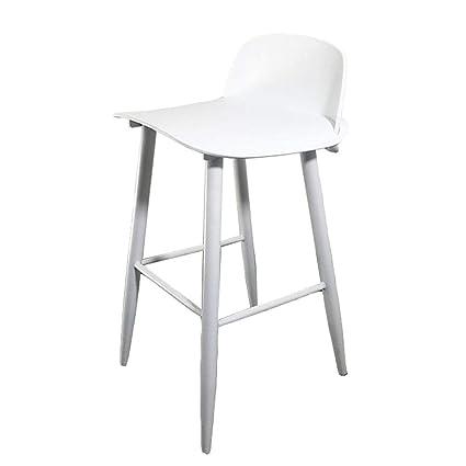 d59cfda4746 Amazon.com  Di Dani Modern Bar Stools with Backrest - Counter Height ...