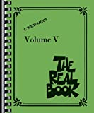 The Real Book - Volume V, Hal Leonard Corp., 1423488482