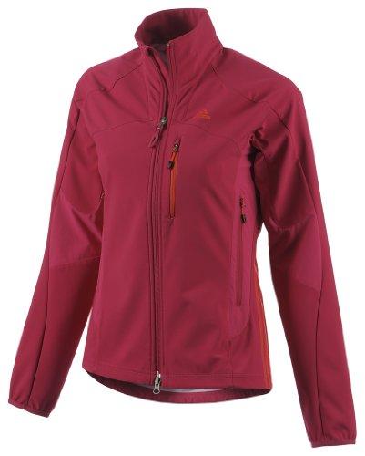 adidas Outdoor Terrex Swift Softshell Jacket - Women's Pride Pink Small