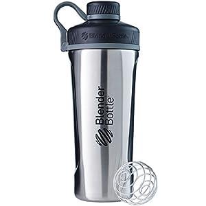 BlenderBottle C02090 Radian Stanless Steel Shaker Bottle