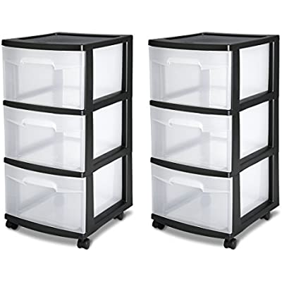 sterilite-28309002-3-drawer-cart