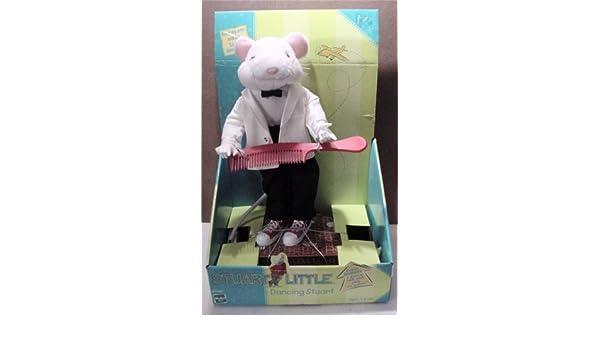 Amazon.com: Stuart Little Dancing Stuart: Toys & Games