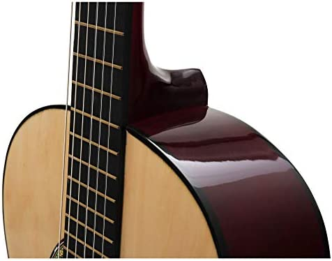 Classic Cantábile Acoustic Series Guitarra Clásica AS-851 4/4 ...