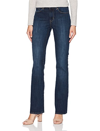 Levi's Women's Boot-Cut Classic Jeans, Hits of Embroidery, 32 (US 14) S