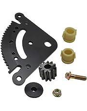 NEW! Steering Sector & Pinion Gear W/Bushings for John Deere LA130 LA135 LA140 LA145