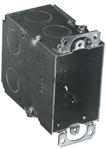 Hubbell PROD 8590 gang-able electrical box 3