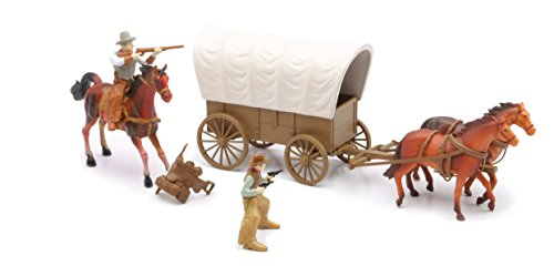 Western Wagon (The Big Country Western Set Assorted)