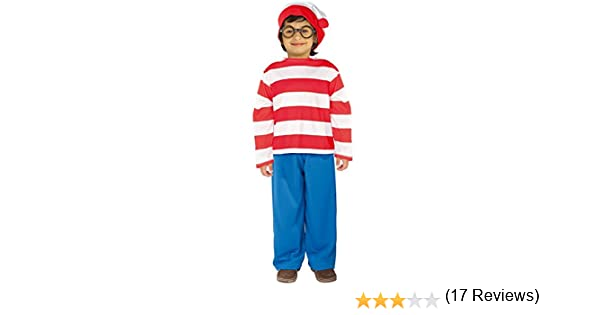 Rubies - Disfraz de Wally infantil, talla M: Amazon.es: Juguetes ...