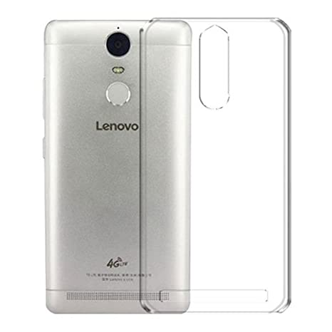 half off a45b9 9138c Lenovo Vibe K5 Note Back Cover Clear Transparent: Amazon.in: Electronics