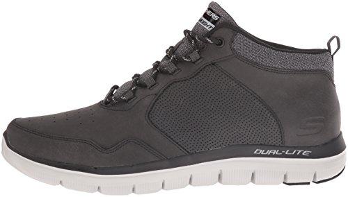 Sport Mid Sneaker Men's Flex Advantage Skechers 2 0 Txn4qz88w