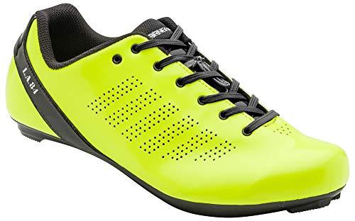 Louis Garneau Men's L.A. 84 Bike Shoes, Bright Yellow, US (9), EU (42)