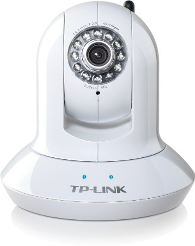 TP-Link TL-SC4171G Wireless Day/Night Pan/Tilt IP Surveillance Camera