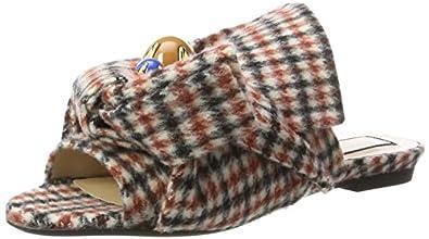 N°218505.1 - Sandali con tacco Donna , multicolore (Mehrfarbig (Dis. 3)), 36