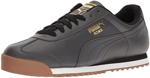 PUMA Men's Roma Basic Gld Fashion Sneaker