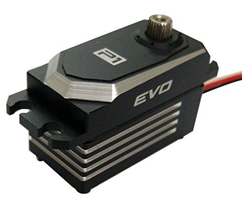 EVO-P1 Low Profile Digital High Voltage Brushless servo - / High Speed ()