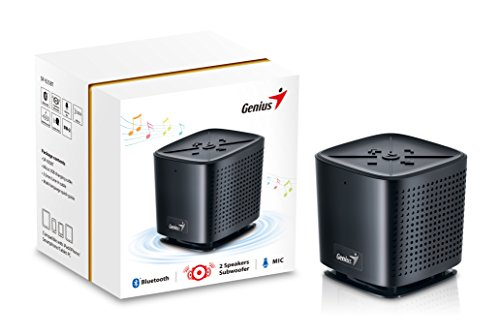 Genius SP-925BT Bluetooth Speakers with Mic (Black)