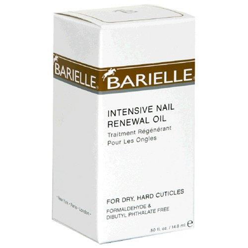 Barielle Intensive Nail Renewal Oil, 0.5-Ounces