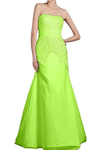 Jugendweihe La mia Kleider Abendkleider Elegant Promkleider Hell Braut Chiffon Lemon Blau Gruen Spitze Etuikleider Partykleider Lang T8Tdwzr4n