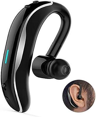 Auricular Bluetooth para LG Q Stylus Smartphone inalámbrico Sonido Mano Libre Business (Rojo): Amazon.es: Electrónica