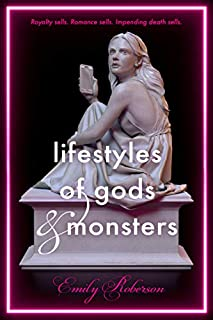 Book Cover: Lifestyles of Gods and Monsters