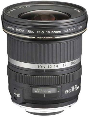Canon EF-S 10-22mm f/3.5-4.5 USM: Amazon.es: Electrónica