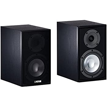 Canton GLE 490 Floor-standing Speakers, GLE 455 Center ...