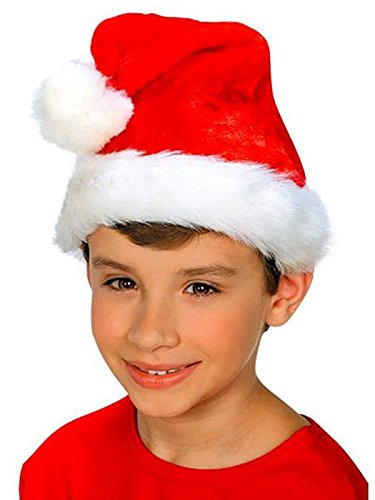 (Rubie's Plush Kid's Santa Hat)