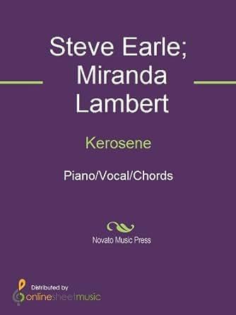Kerosene Kindle Edition By Miranda Lambert Arts Photography