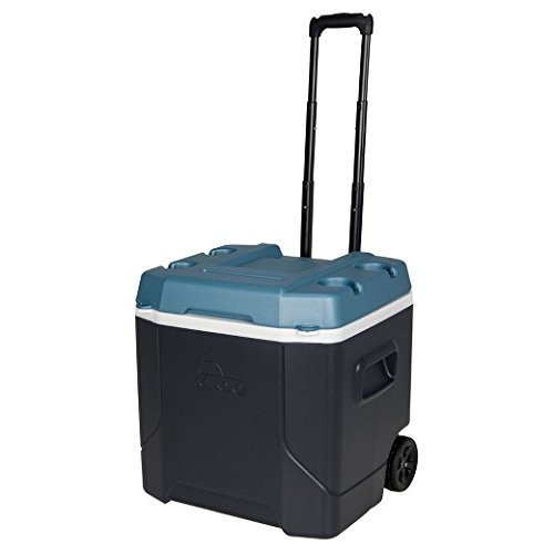 - Igloo MaxCold Profile 54 Roller - Grey Cooler