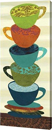 Jenis Print (Stacking Cups I by Jeni Lee - 9