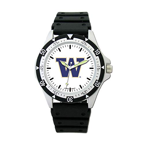 Collegiate University of Washington UNIV OF WASHINGTON OPTION SPORT WATCH