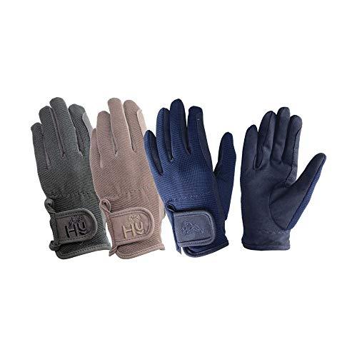 Hy5 Children.Kids Every Day Riding Gloves (L) (Black)