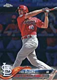 2018 Topps Chrome Baseball #79 Paul DeJong Cardinals