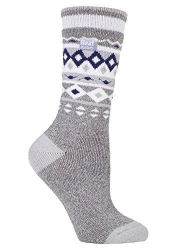 Heat Holders Lite - Ladies Winter Warm Thermal Thin Casual Socks 5-9 US (Witton)