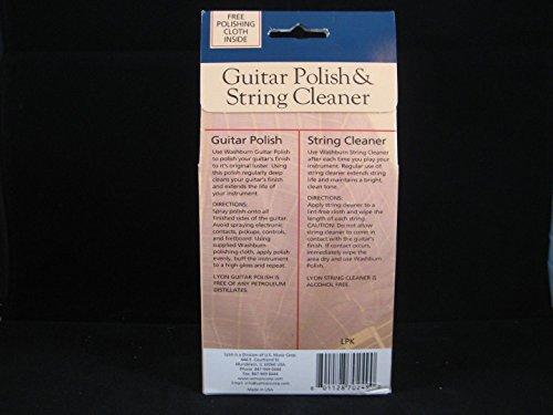 Lyon by Washburn Guitar Polish and Care Kit