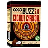 Starbuzz Cocobuzz 2.0 Hookah Shisha Charcoal 72pieces